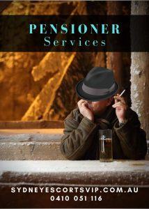 Pensioners special services